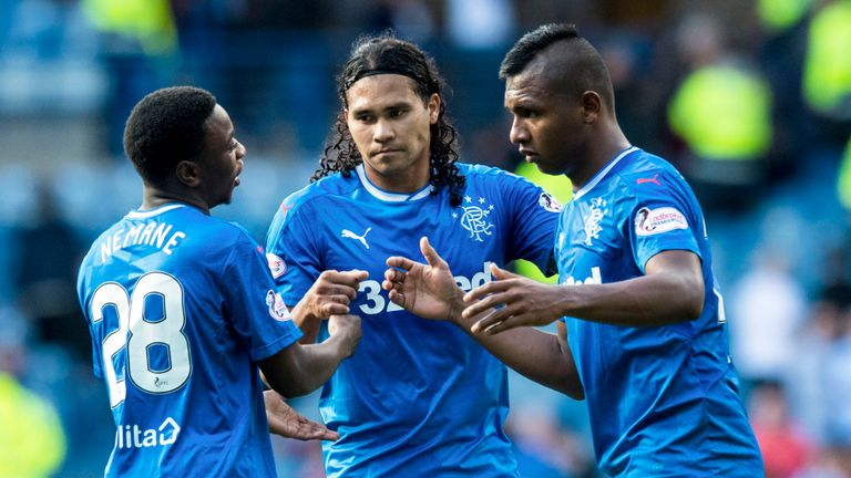 Rangers recruited heavily in the summer
