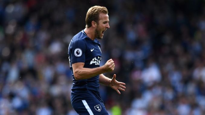 Harry Kane was prolific for Tottenham during September