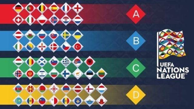 Hasil gambar untuk uefa nations league
