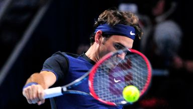 Roger Federer will have hometown support at the Swiss Indoors ATP 500 tournament in Basel