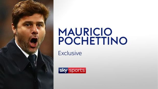 Spurs boss Mauricio Pochettino has predicted a bright future for the club