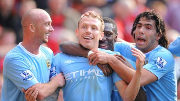 Craig Bellamy counts Manchester City among his former clubs