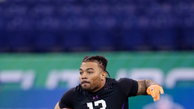 Derrius Guice will not feature in his first season with the Washington Redskins