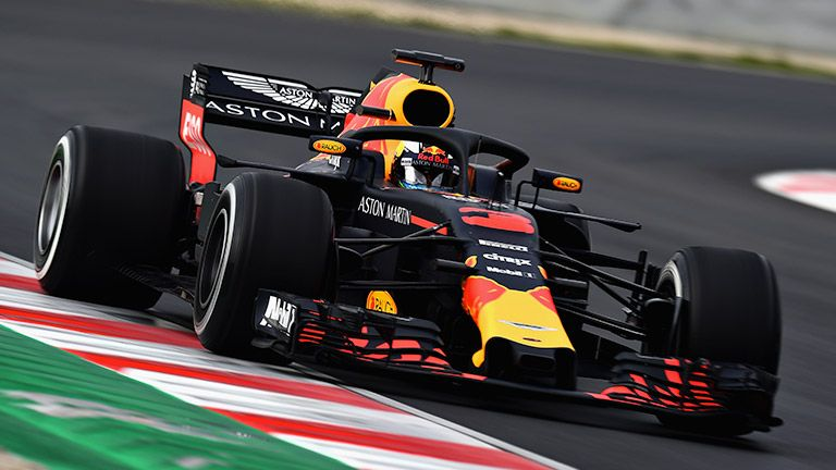 Red Bull F1 Team News, Standings, Videos - Formula 1