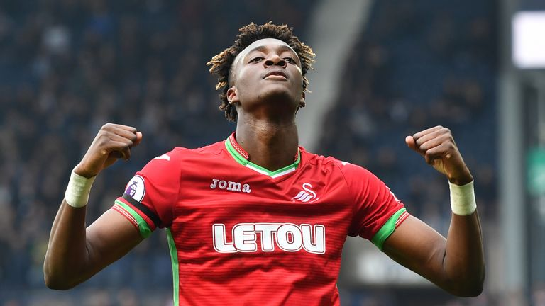 Tammy Abraham levelled at the Hawthorns with 15 minutes to go