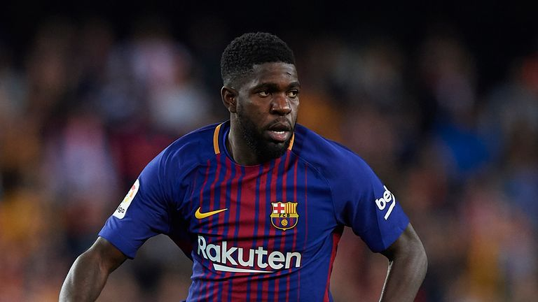 Image result for Umtiti