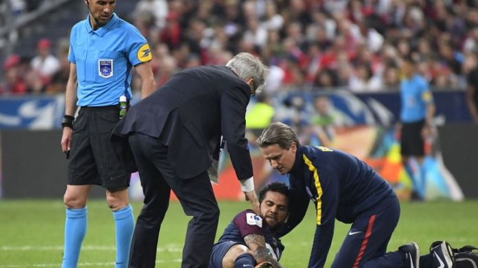 Image result for hd images of dani alves injury
