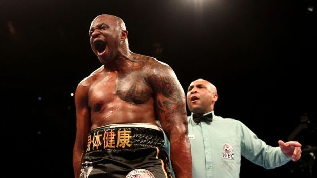 Dillian Whyte is risking his world title ambitions against Joseph Parker