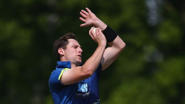 Matt Henry bowled the decisive final over as Kent beat Hampshire by one run