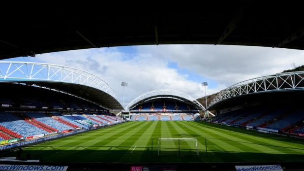 The Canalside Training Complex is located less than a mile from the 24,500-seater John Smith's Stadium