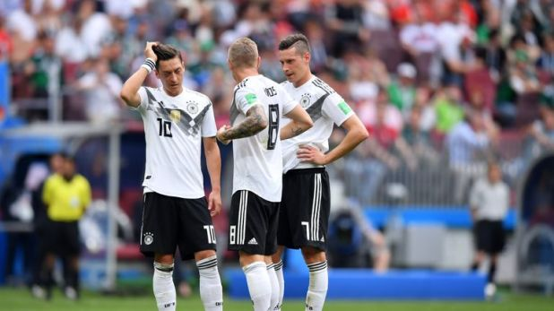 The jury was out after Germany's defeat to Mexico, but the holders will look to make amends against Sweden on Saturday