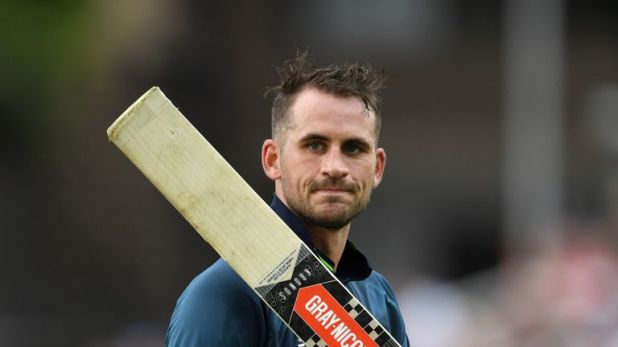 Alex Hales says he would love to be part of England's World Cup squad next year