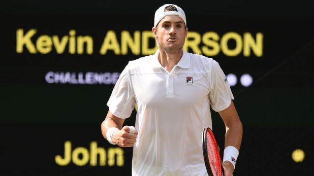 John Isner now holds the record for the longest and second longest ever matches at a Grand Slam