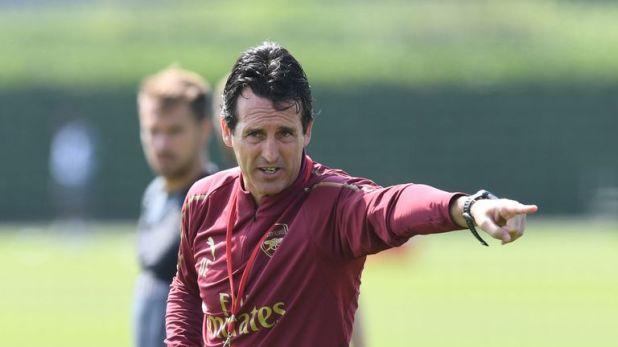 Arsenal head coach Unai Emery will usher in a new era