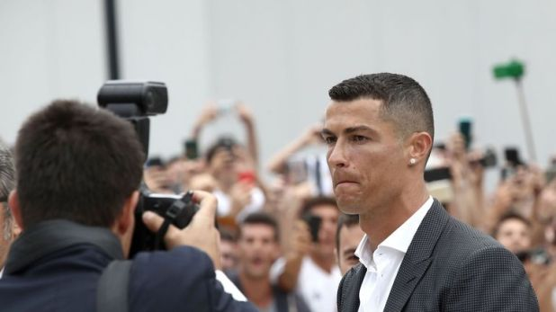 Cristiano Ronaldo denies raping Kathryn Mayorga, and insists their encounter was 'consensual'.