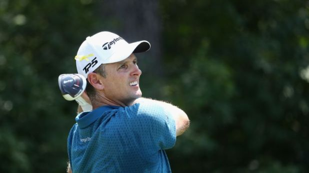 Justin Rose fired a 69 despite a misfiring iron game