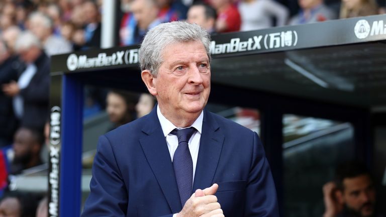 Roy Hodgson has also signed a new deal at Palace