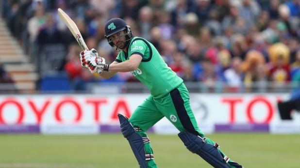 Andrew Balbirnie: 'Afghanistan are a quality side with some world-class players and will be a great challenge in their 'home' conditions'