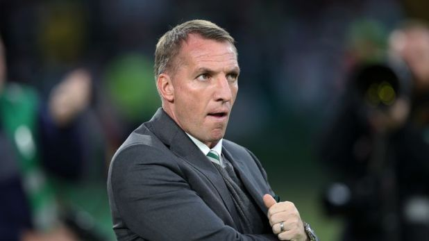 """Brendan Rodgers criticised a """"poor demonstration of officiating"""" in Celtic's goalless draw at St Mirren."""