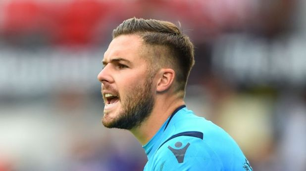 Jack Butland would welcome a much-needed clean sheet from this clash
