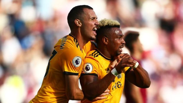 Wolves have taken five points from their first four games back in the top flight