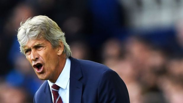 Manuel Pellegrini celebrated his 65th birthday on Sunday with three points at Goodison Park