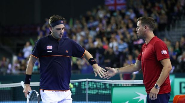 Norrie avoided a repeat of Friday's five-set singles defeat with a commanding performance