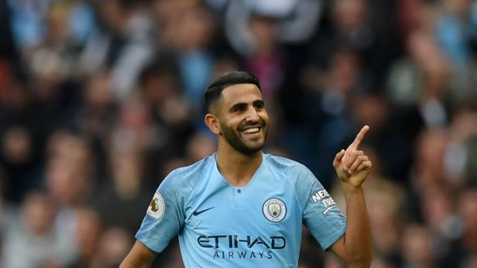 Riyad Mahrez (£ 60m) is Manchester City's most expensive squad member