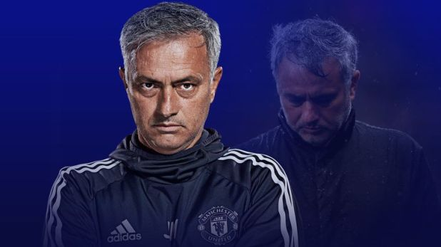 Jose Mourinho is facing an uphill task at Manchester United