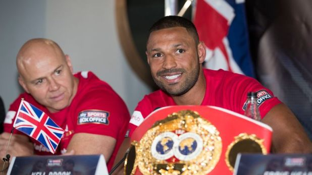 Kell Brook admits he could team up with Dominic Ingle again