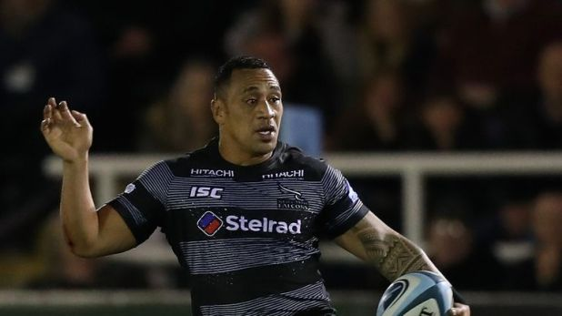 Will Sinoti Sinoti and Newcastle Falcons book a date with the Champions Cup trophy at St James' Park?