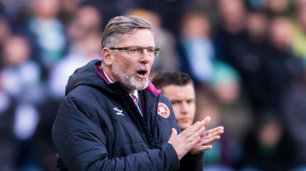Hearts boss Craig Levein feels Celtic and Rangers could pay for VAR in Scotland