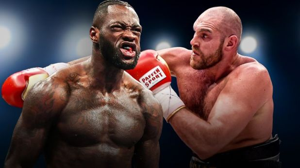 Deontay Wilder and Tyson Fury will not be in before 4am