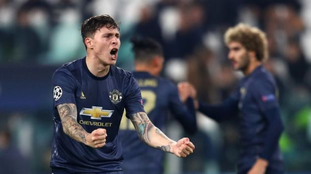 Victor Lindelof has started United's last five games