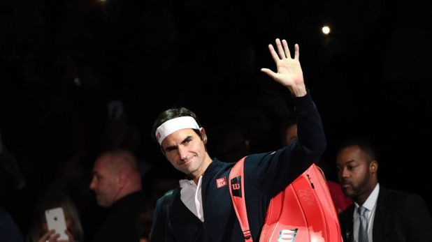 Roger Federer doesn't see any reason why the ATP Finals should move from its current home at London's O2