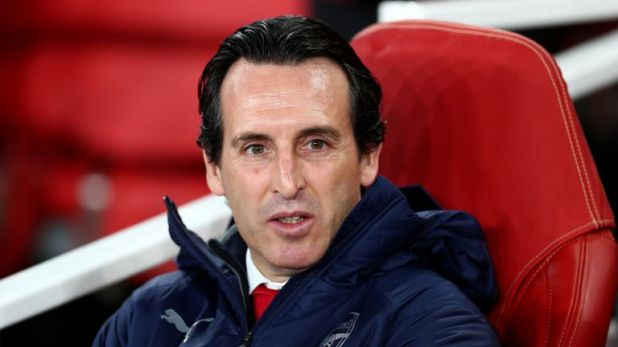 Unai Emery's side have 10 points from their four Europa League games