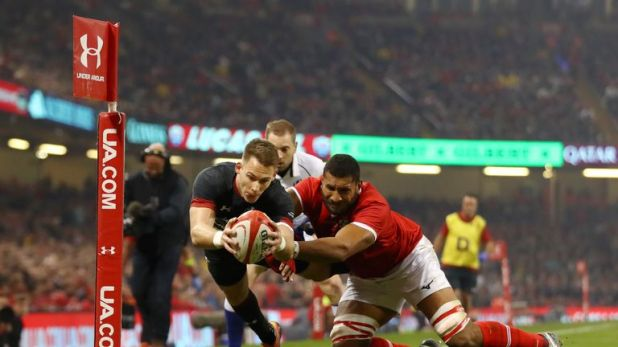 Wales thrashed Tonga 74-24 in November