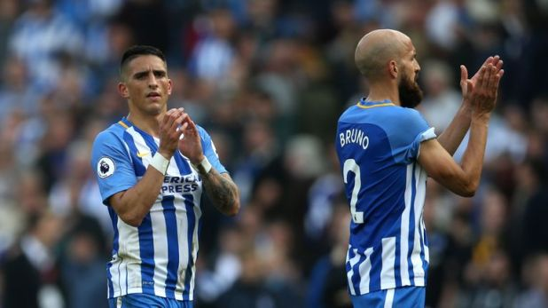 Anthony Knockaert called on the support of close friend and club captain Bruno