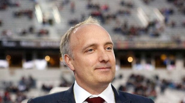 Darren Eales is president of Atlanta United