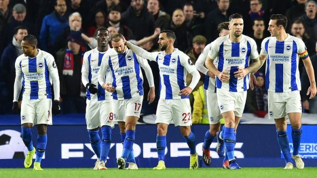 Glenn Murray may be missing for Brighton