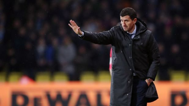 Watford boss Javi Gracia signed a new long-term contract in November