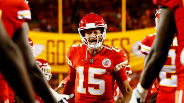 Patrick Mahomes and the Chiefs host the Colts on Saturday night in the divisional round of the playoffs