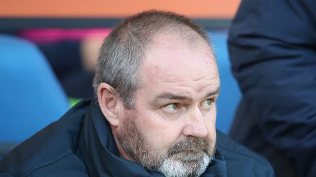 Celtic boss Brendan Rodgers hasn't beaten Steve Clarke in four meetings so far since he joined Kilmarnock