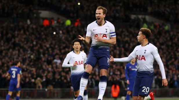 Real Madrid remain admirers of Harry Kane