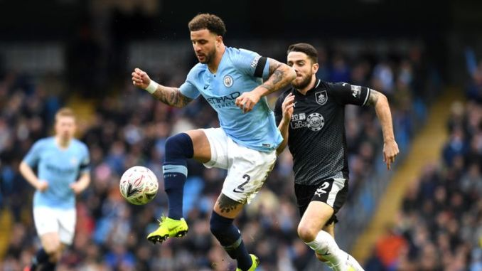 Tottenham benefited from the sale of Kyle Walker with limited players coming in