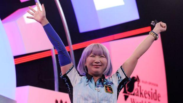 Mikuru Suzuki lifted the women's title on Saturday afternoon