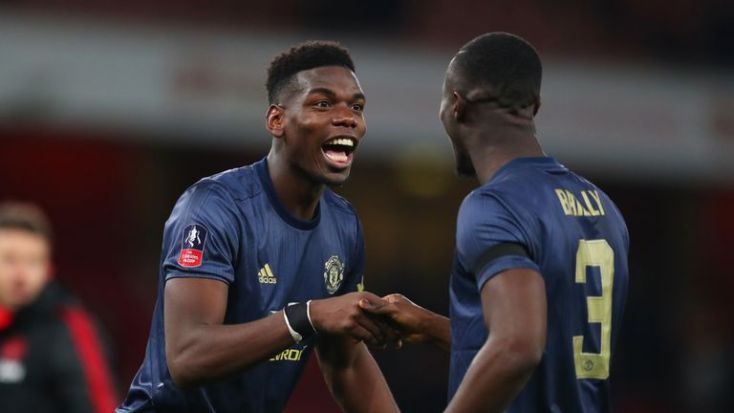 Paul Pogba has impressed for Manchester United under Ole Gunnar Solskjaer