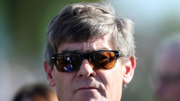 Four horses at trainer Simon Crisford's yard were suffering from equine flu