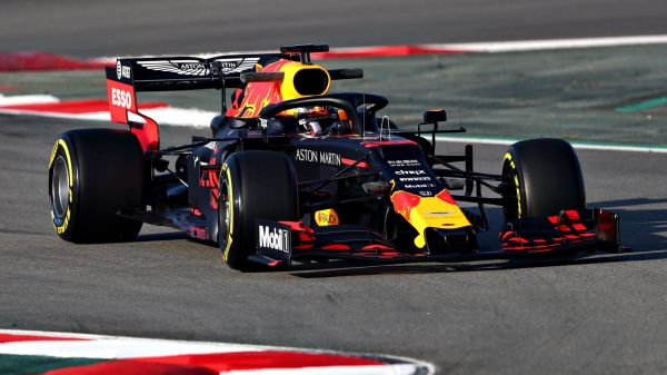 Red Bull unveil RB15 F1 2019 car and race livery | F1 News
