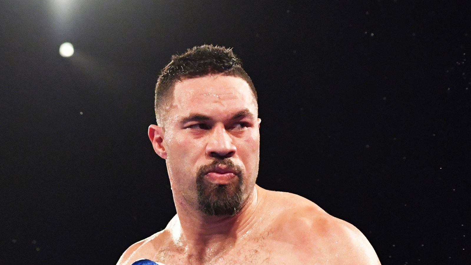 Joseph Parker would be side A in a WBO title fight with Oleksandr Usyk, says David Higgins | Boxing news